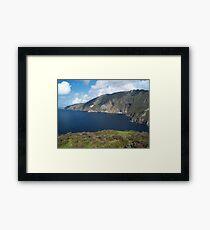 Slieve League Framed Print