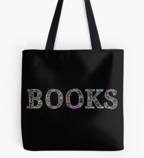 Books. Tote Bag