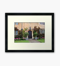 Cotswold Home Framed Print