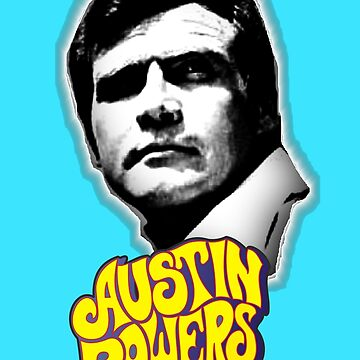 Austin Powers by SynthOverlord