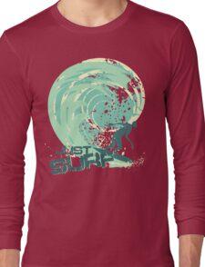 just surf II Long Sleeve T-Shirt