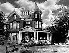 Mansfield Mansion  by Marcia Rubin