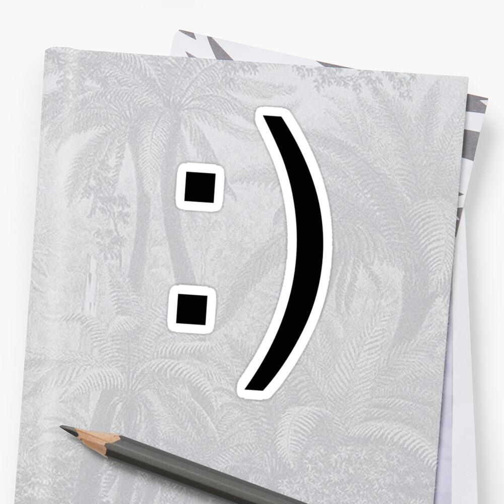 :) Sticker