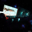 Deep Space repair Dock by Shane Gallagher