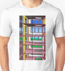 HIGHRISE IN THE BERKSHIRES - a diptych Unisex T-Shirt