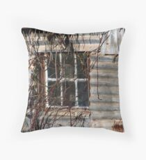 Who is she ? Throw Pillow