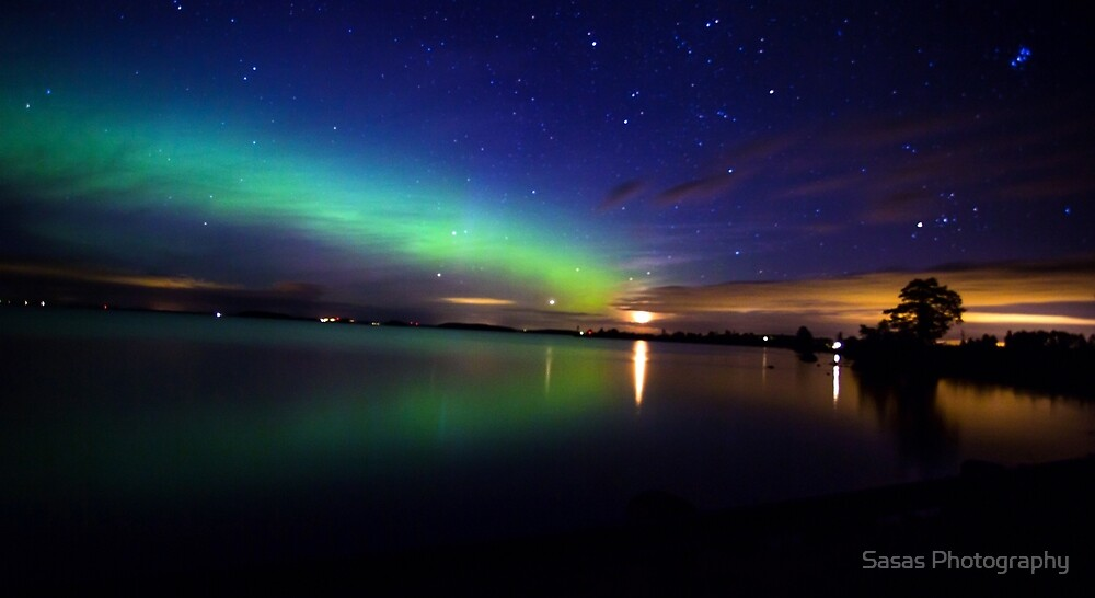 Northern Lights by IB Photography