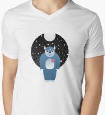 Can I be your Monster? Men's V-Neck T-Shirt