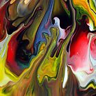 Acrylic Fluid Colours by markchadwick