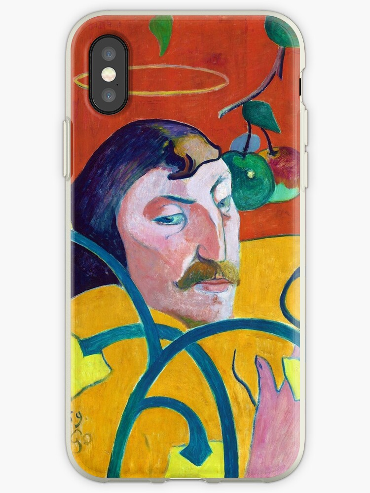 Paul Gauguin - Selbstporträt von irinatsy