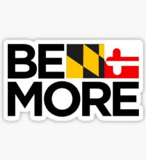 Be More Sticker