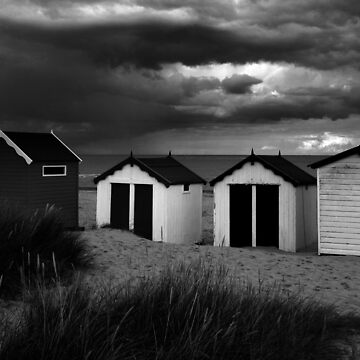 SOUTHWOLD BEACH III by Redtempa