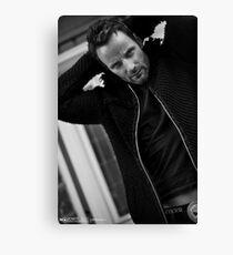 Ryan Robbins - Actors Studio Limited Edition Series Print [A1] Canvas Print