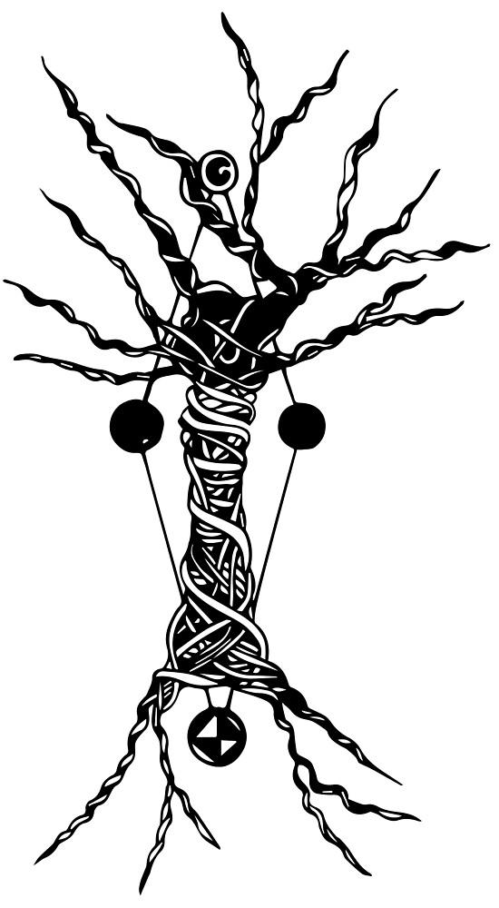 T-tree by UZ Rivas