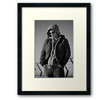 Jamie Bamber - Actors Studio Limited Edition Series Print [A2] Framed Print