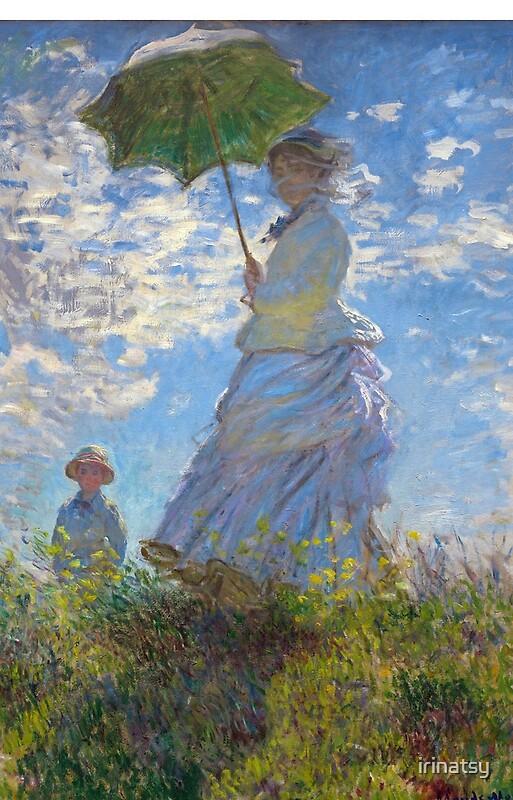 Impressionism And Post Impressionism By Irinatsy Redbubble