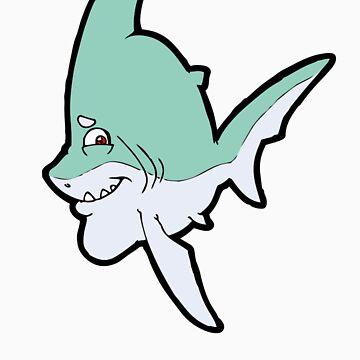 Shark Week by Zekie