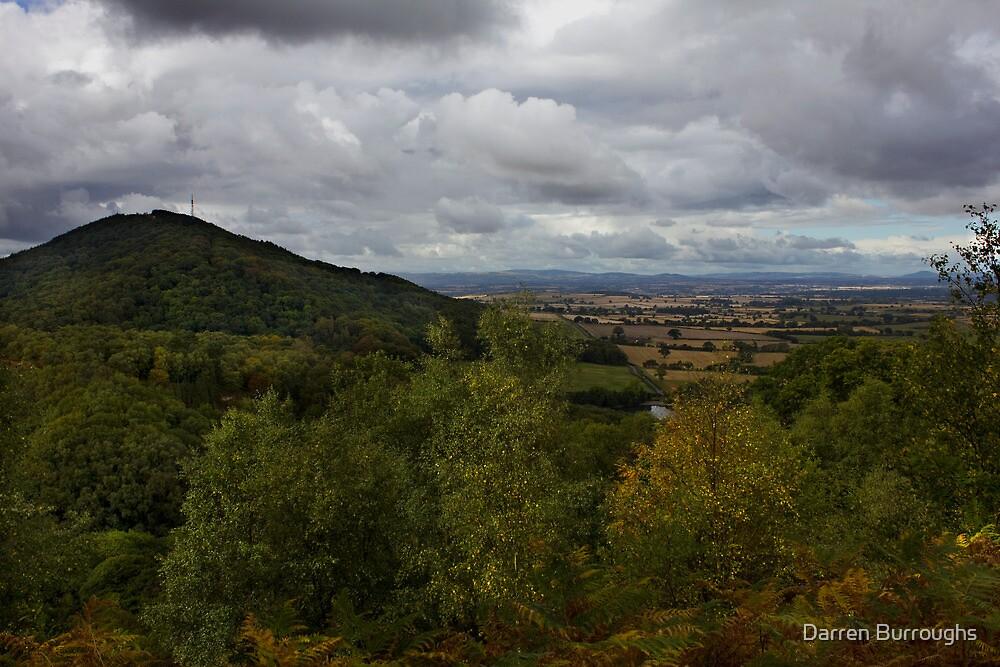The Wrekin Viewed From The Ercall by Darren Burroughs