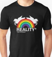 Reality Not Included (Dark) T-Shirt