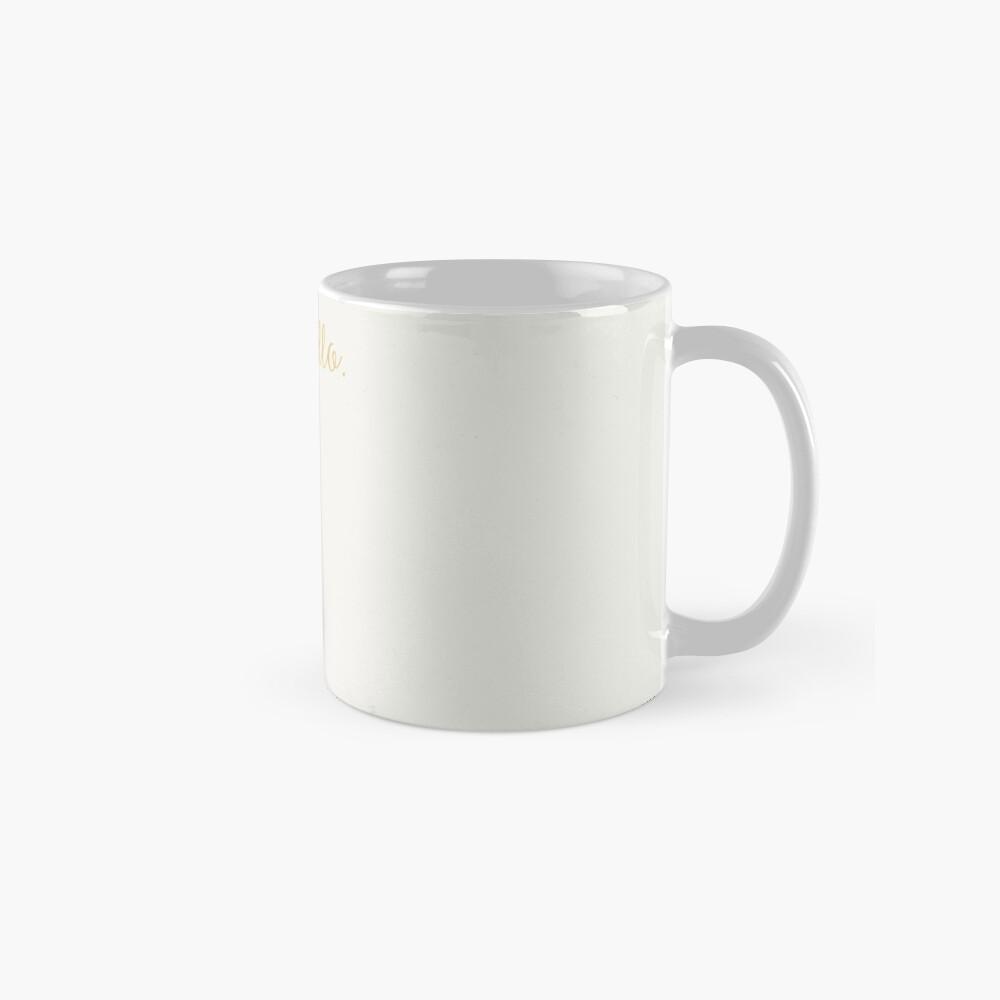 Friendly Cactus Classic Mug