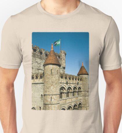 Gravensteen Castle T-Shirt