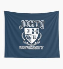 Johto University Wall Tapestry