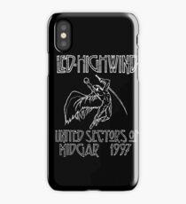 Led Highwind iPhone Case/Skin