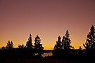 Pink Sunset.....Photographers Delight!  by Helen Vercoe