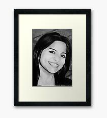 Winnie [ Ashwini Mohan ] *Boiee ♥ Framed Print