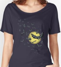 Bat Swarm (Shirt) Women's Relaxed Fit T-Shirt