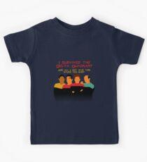 Voyages in the Delta Quadrant Kinder T-Shirt