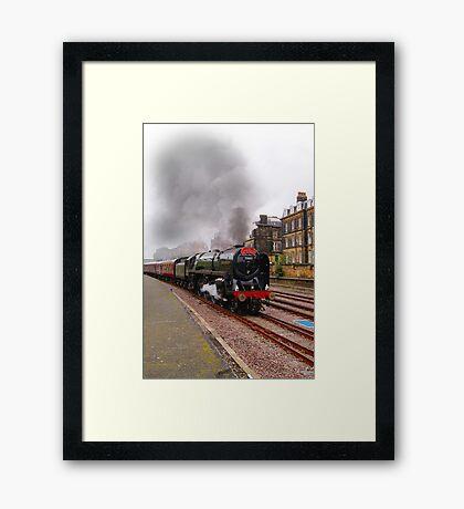 Oliver Cromwell 1/1 Framed Print