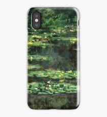 Claude Monet - Water-Lilies  iPhone Case/Skin