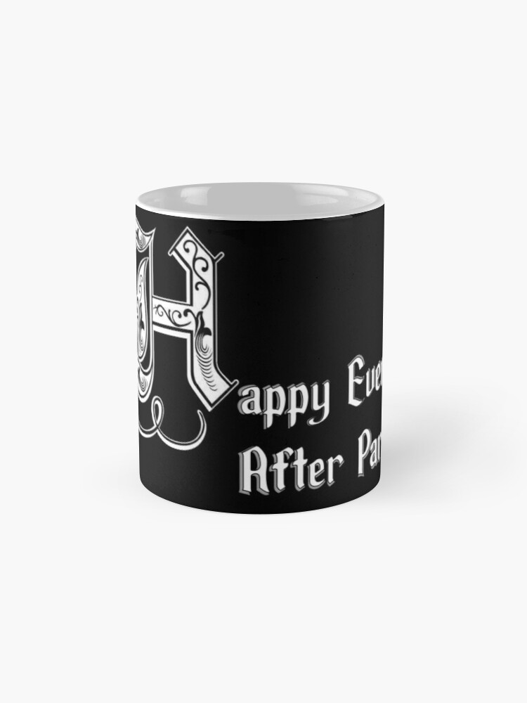 Alternate view of HEAP Alt Logo Mug