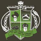 The IT Crowd Crest by Tom Trager