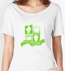 The IT Crowd Crest Women's Relaxed Fit T-Shirt