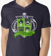 The IT Crowd Crest Men's V-Neck T-Shirt