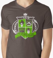 The IT Crowd Crest Men's V-Neck T-Shirt
