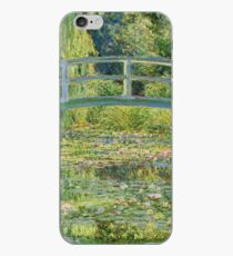 Claude Monet - Water-Lily Pond iPhone Case