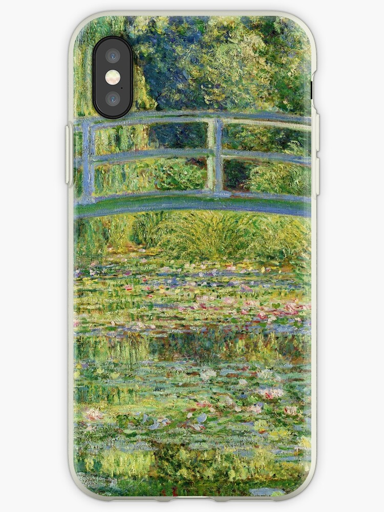 new style b696d f235c 'Claude Monet - Water-Lily Pond' iPhone Case by irinatsy