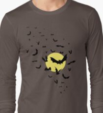 Bat Swarm Long Sleeve T-Shirt