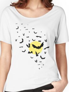 Bat Swarm Women's Relaxed Fit T-Shirt