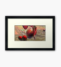 Love's Chains Framed Print