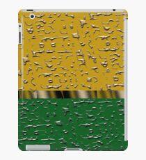 Orange and Green Melting Pot iPad Case/Skin