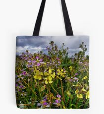 Wild Delight Tote Bag
