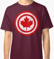 Captain Canada (Distressed) Classic T-Shirt