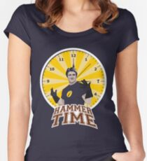 Hammer Time Women's Fitted Scoop T-Shirt