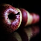 An Apple a day keeps the doctor away..... by Ingrid Beddoes