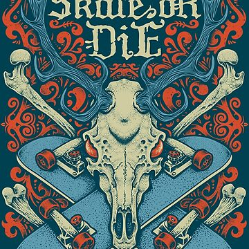 Skate or Die by cryface