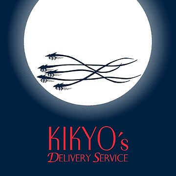 Kikyo's Delivery Service: Kiki's got nothing on this. by merimeaux